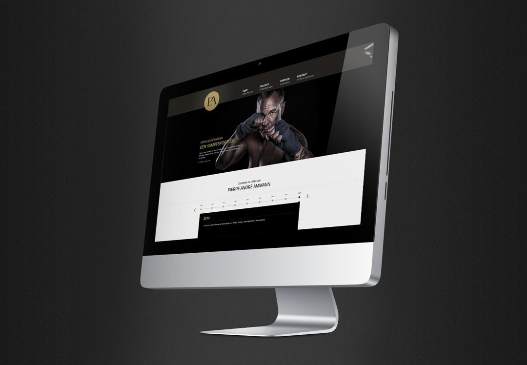 Pierre Amman Webdesign